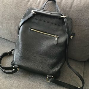 L.CREDI CASES l.credi bags - leather backpack HQTURLE