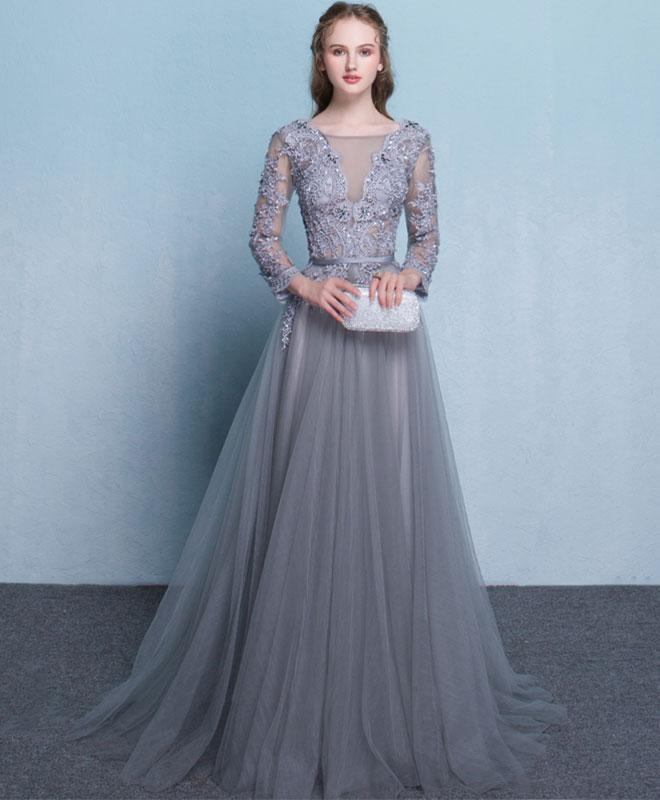 Lace evening dresses for every occasion
