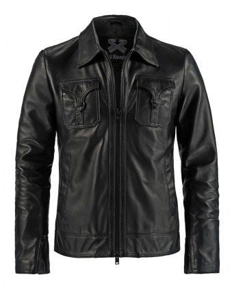 leather jackets recently viewed KYVZMHI