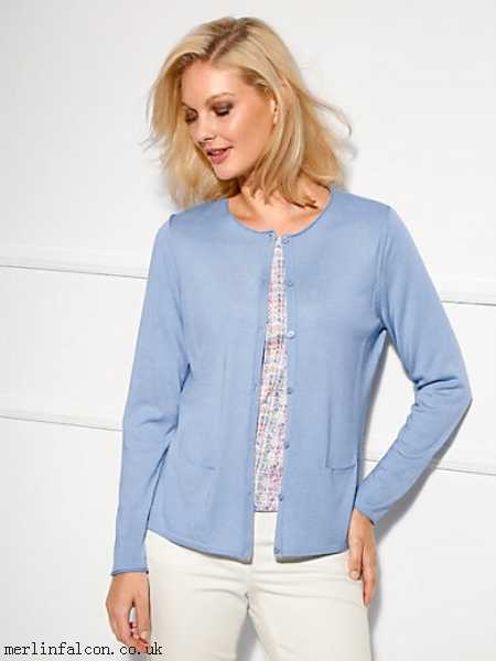 Light Blue Cardigans exciting cardigan light blue sal basler crew neck cardigans women NIBZBVN