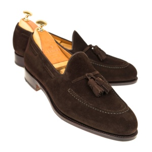 Loafers Shoes tassel loafers 80367 forest TTBAQCI