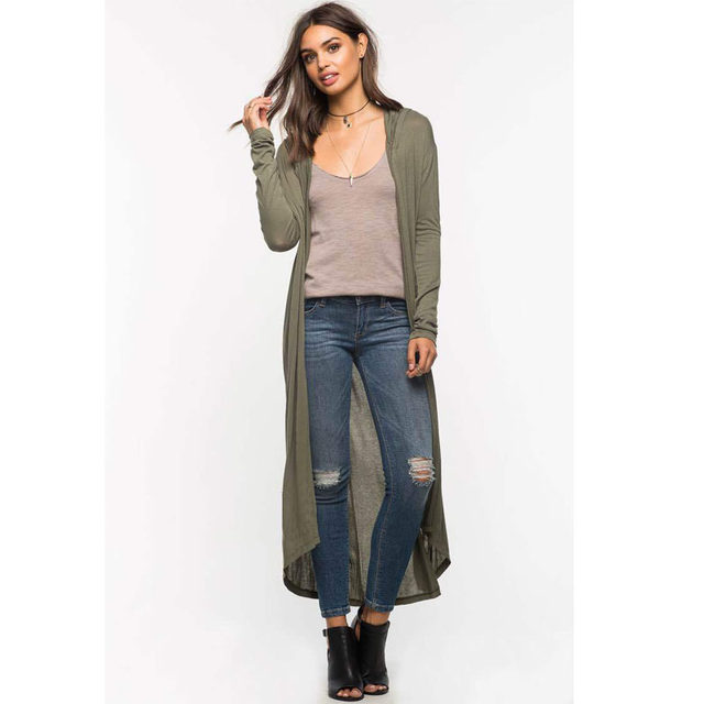 Long womens Cardigans: The more patterns & colors, the better!