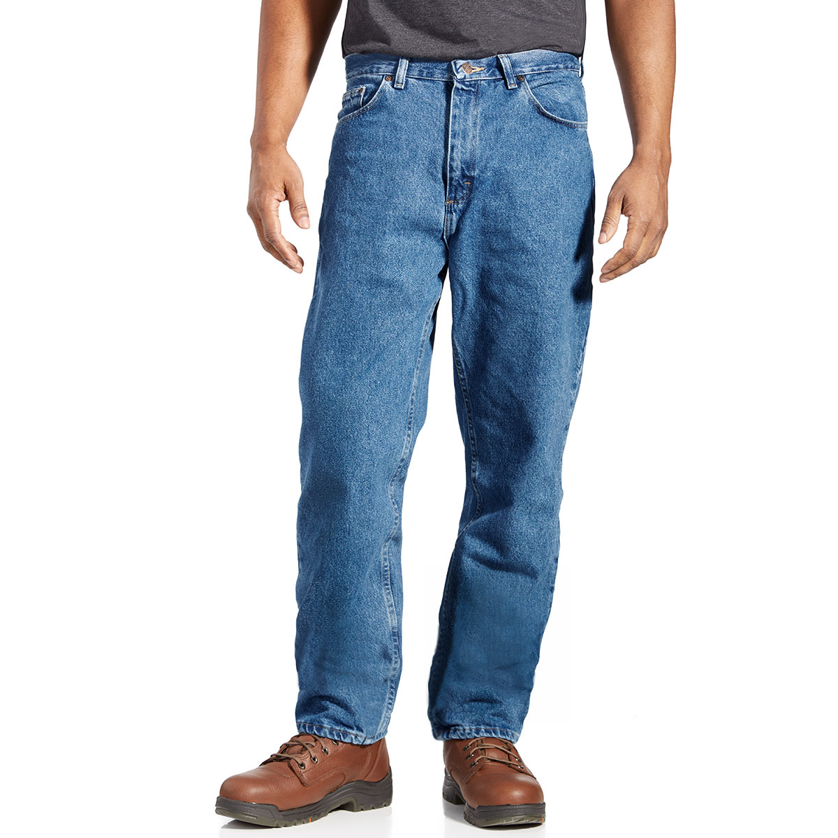 Relaxed Fit & Loose Fit Jeans for Men