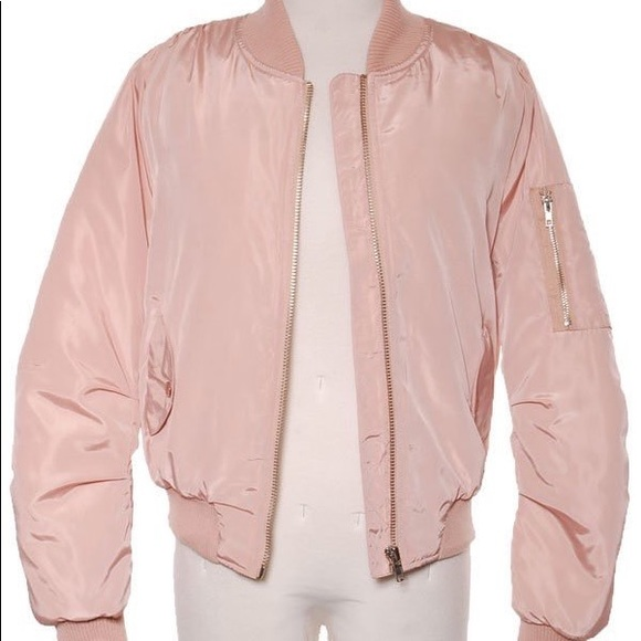 Pink jackets