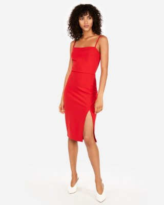 Party dresses for women express view · front slit sheath dress VEGUPYM