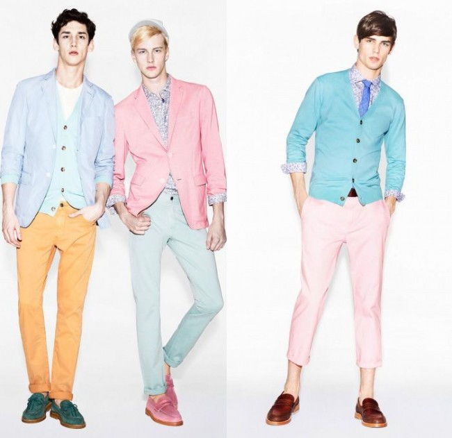 Pastel colors fashion from sky blue to soft tangerine, coral to lemon sherbet, pastels have made  a serious ZRFLTSS