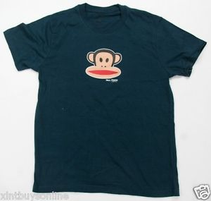 PAUL FRANK T-SHIRTS image is loading paul-frank-t-shirt-julius-navy-100-cotton- OFLIDCJ