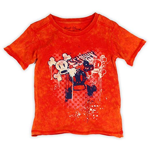 PAUL FRANK T-SHIRTS paul frank julius boys tee shirt-red-4t WQKHXCG