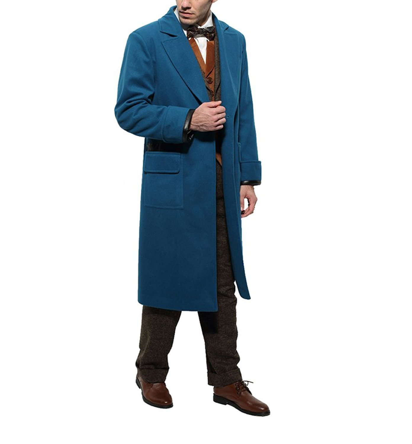 Peacock Jackets fantastic beasts and where to find them peacock blue coat ? BCSRZRX