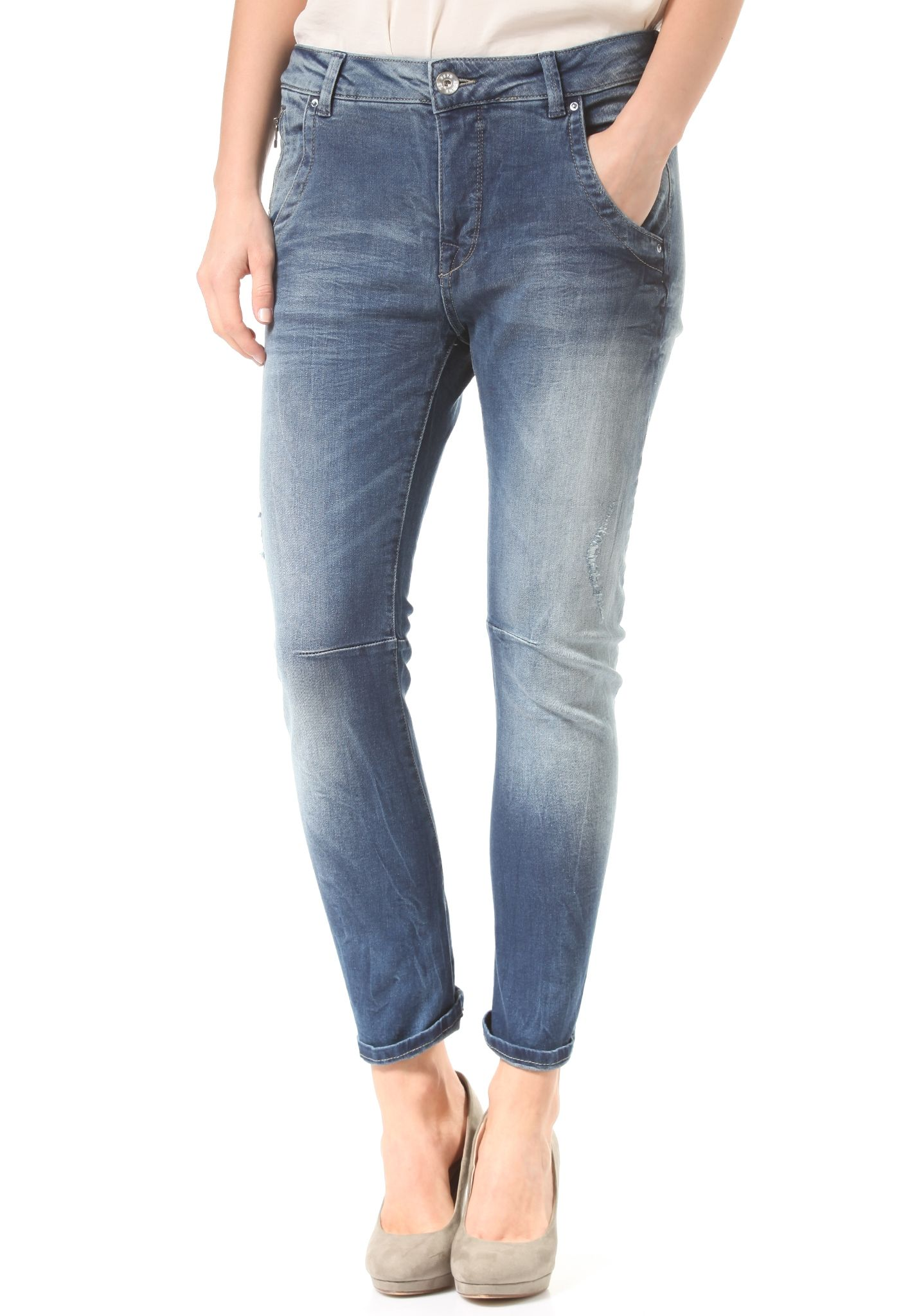 PEPE JEANS FOR WOMEN pepe jeans topsy - denim jeans for women - blue - planet sports AIXYPEB