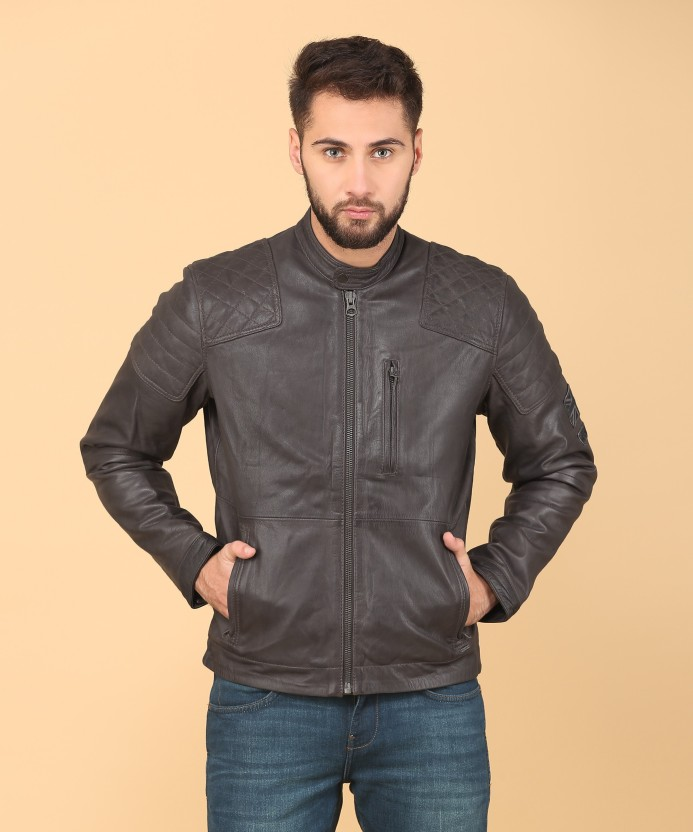 PEPE JEANS JACKET pepe jeans full sleeve solid men jacket DNHSPOI