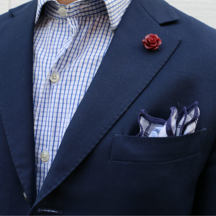 Pocket Squares pocket square paired with shirt DYHFSUZ