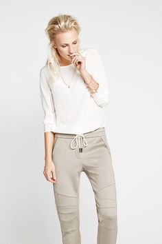 RAFFAELLO ROSSI PANTS raffaello rossi enna raffaello, spring summer 2015, perfect fit, trousers,  pants, PILPORG