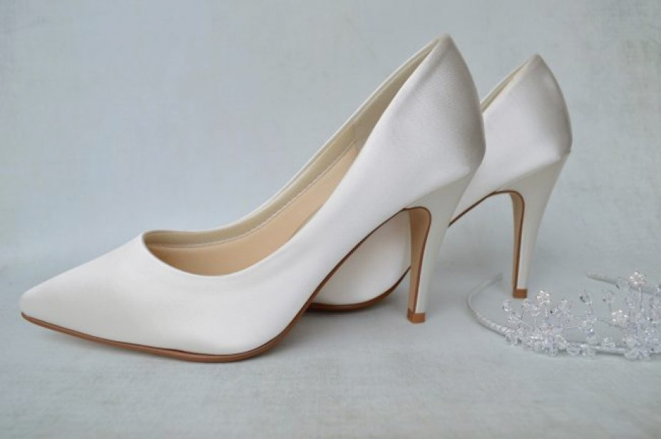 Rainbow Bridal Shoes