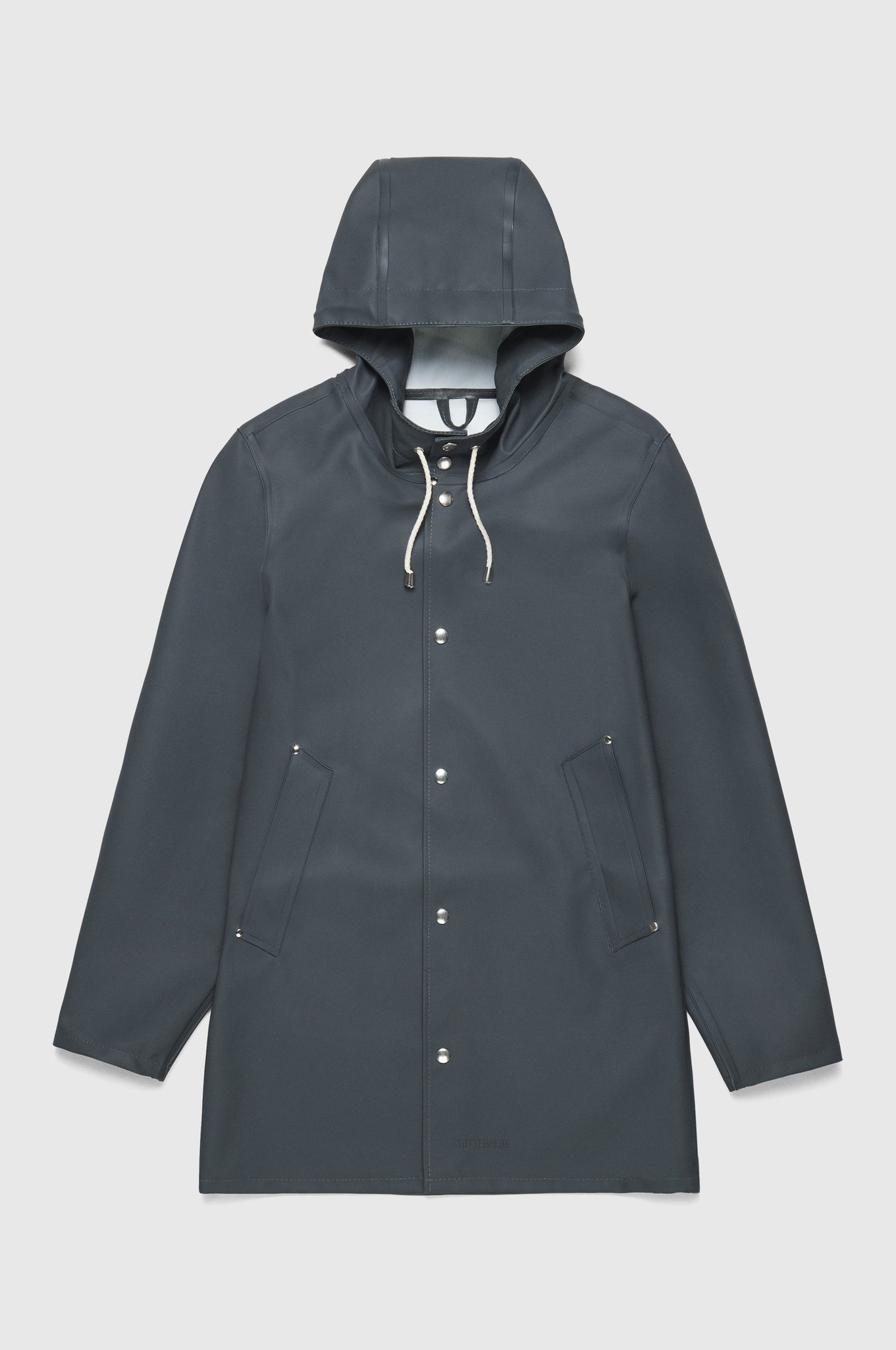 Raincoats stockholm charcoal VIYRGGM