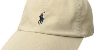 Ralph Lauren Caps polo ralph lauren - chino baseball cap (nubuck/relay blue) caps XHYLELS