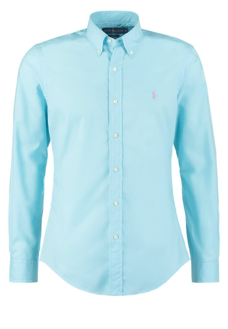 RALPH LAUREN MEN'S SHIRTS polo ralph lauren mens shirts - slim fit light blue,ralph lauren  hat,complete in LANBEET