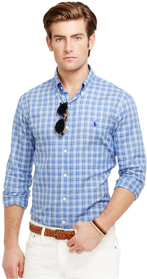 RALPH LAUREN MEN'S SHIRTS