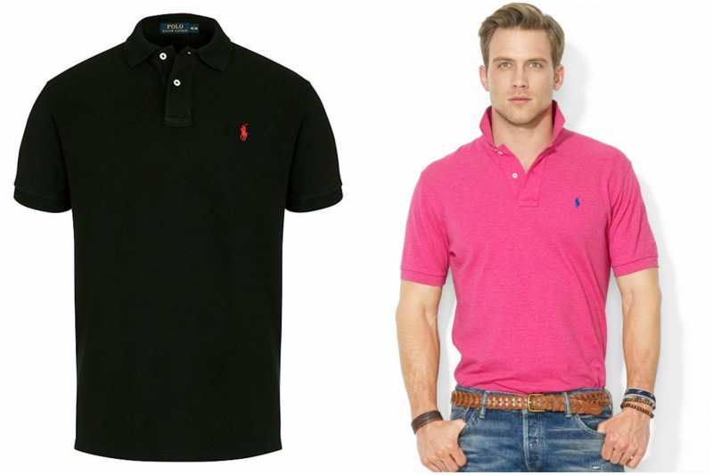 Ralph Lauren Polo Shirt- high quality fabrics for a comfortable fit