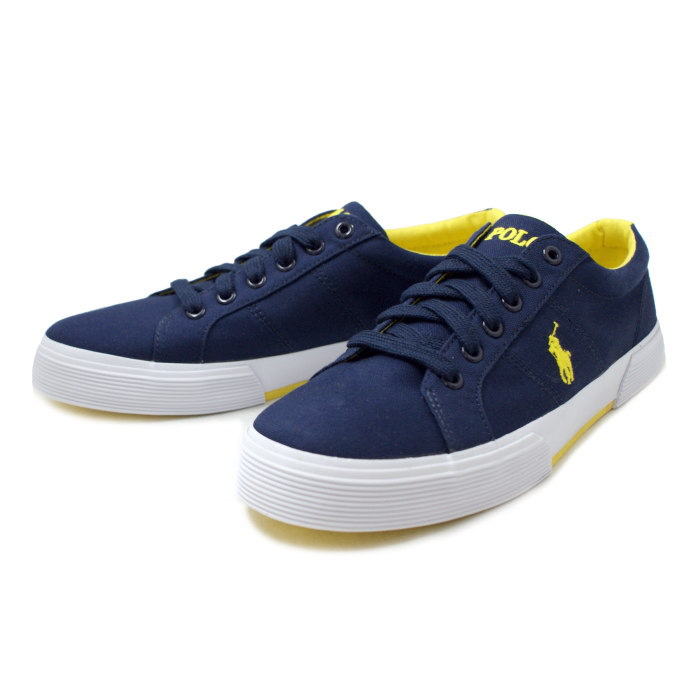 RALPH LAUREN SNEAKERS FOR MEN – Sporty-chic shoes for leisure
