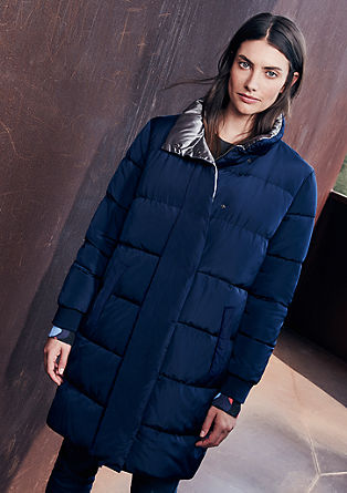 S.OLIVER WINTER COATS quilted winter coat from s.oliver WTLKSUX