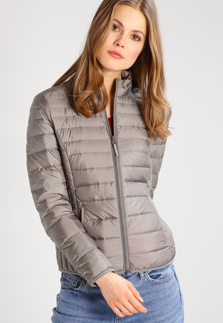 s.Oliver Women's Jackets s.oliver down jacket - flint grey women sale clothing jackets taupe FTXUCMW