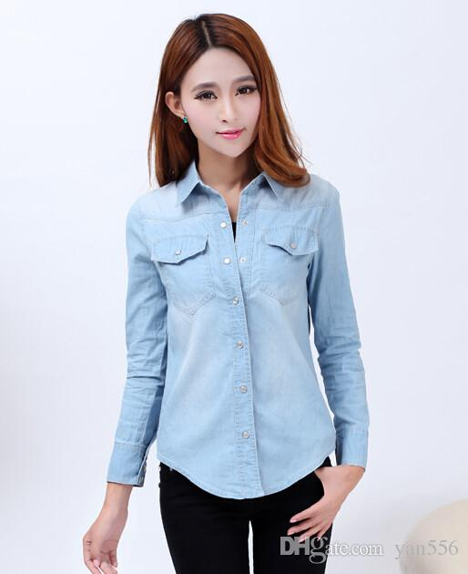 Shirt for women – for looks feminine and casual