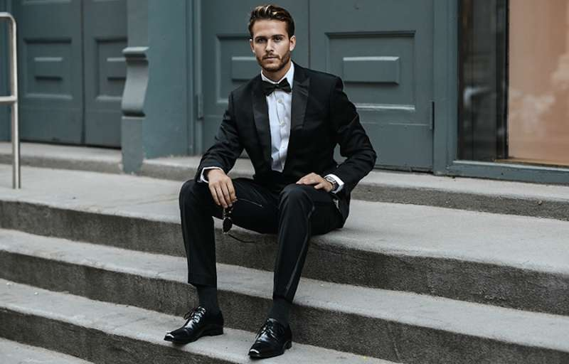Shoes to wear suit ideas