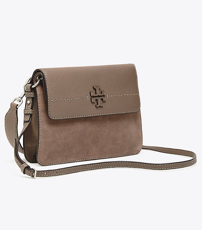 Shoulder Bags mcgraw mixed suede shoulder bag VJJJRRF