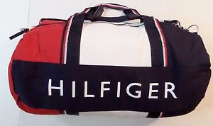 TOMMY HILFIGER BAGS image is loading tommy-hilfiger-travel-duffle-bag-large XQZCOKW