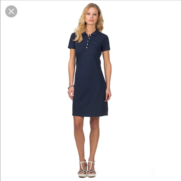 TOMMY HILFIGER DRESSES tommy hilfiger polo dress LFTHEAU