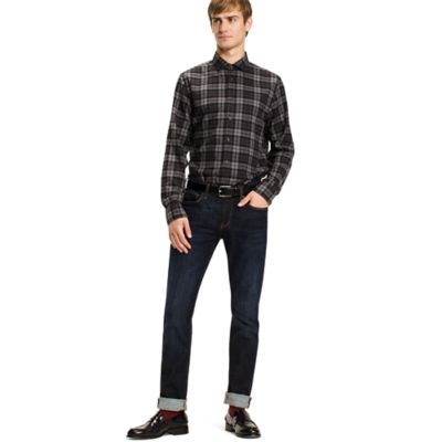 Tommy Hilfiger New York Fit Shirts new york fit check shirt VZGJAAD