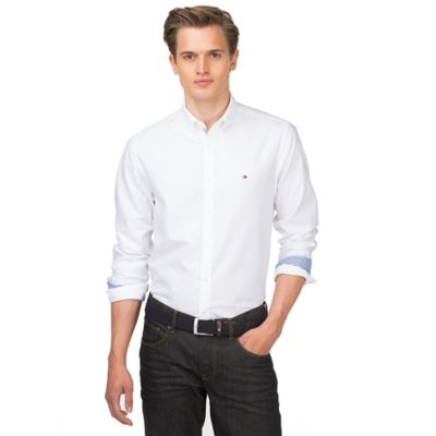 Tommy Hilfiger New York Fit Shirts new york fit oxford shirt MADUAYU