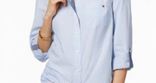 TOMMY HILFIGER SHIRTS FOR WOMEN main image; main image ... CDILBSW