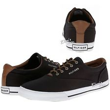 TOMMY HILFIGER SNEAKERS FOR MEN canvas SNZEUYK