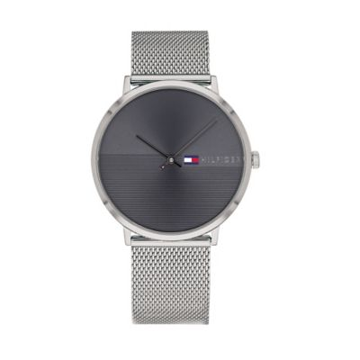 Tommy Hilfiger Sport Watches sport watch with mesh band ECOQAAK