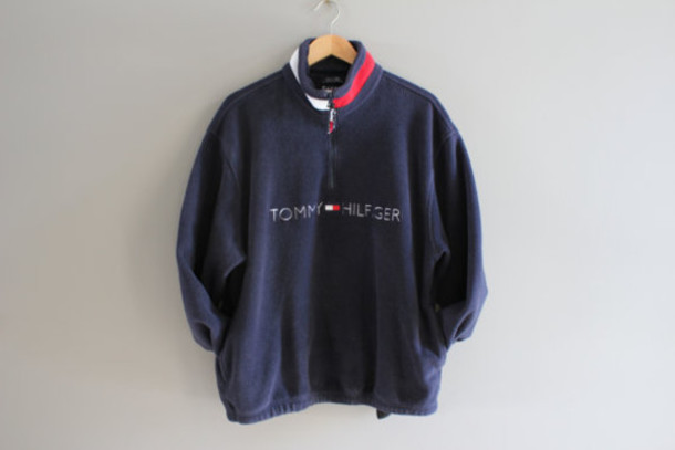 TOMMY HILFIGER SWEAT JACKET sweater, tommy hilfiger sweatshirt, tommy hifiger fleece jacket, tommy  hilfiger jumper, tommy hilfiger - wheretoget JYIGSSU