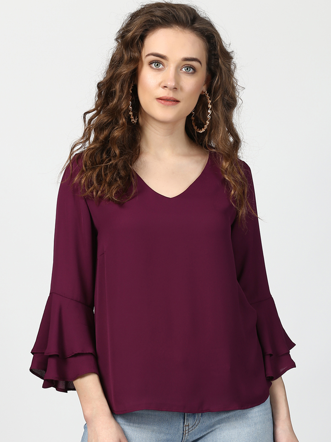 Tops for Women ladies tops - buy tops u0026 t-shirts for women online | myntra ZYVDSOB