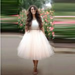 Eyecatcher for the urban trend look: the tulle skirt
