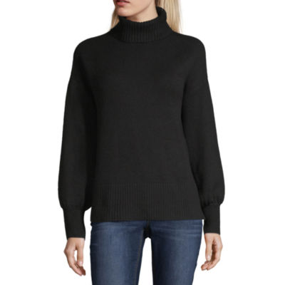 Turtleneck Pullover a.n.a long sleeve turtleneck pullover sweater ECRTBUQ