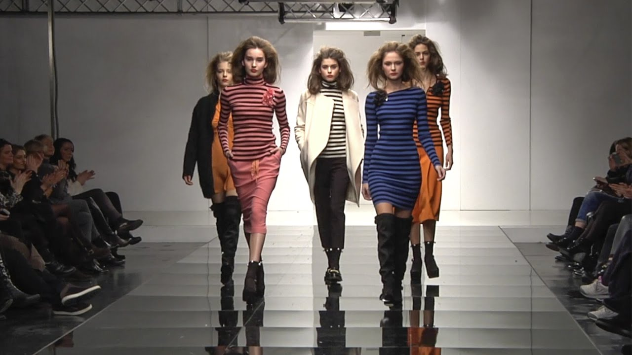 Twinset Fashion twinset simona barbieri fall winter 2015/16 collection fashion show -  preview - youtube EVQQRSB