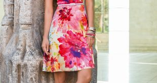 VERA MONT CLOTHES cocktail dresses and evening looks in vera mont spring-summer collection  2018 JTDEAVX