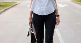 Waisted blouse cropped rot blouse - high waisted zara jeans - messenger forever 21 bag HUOBJHX