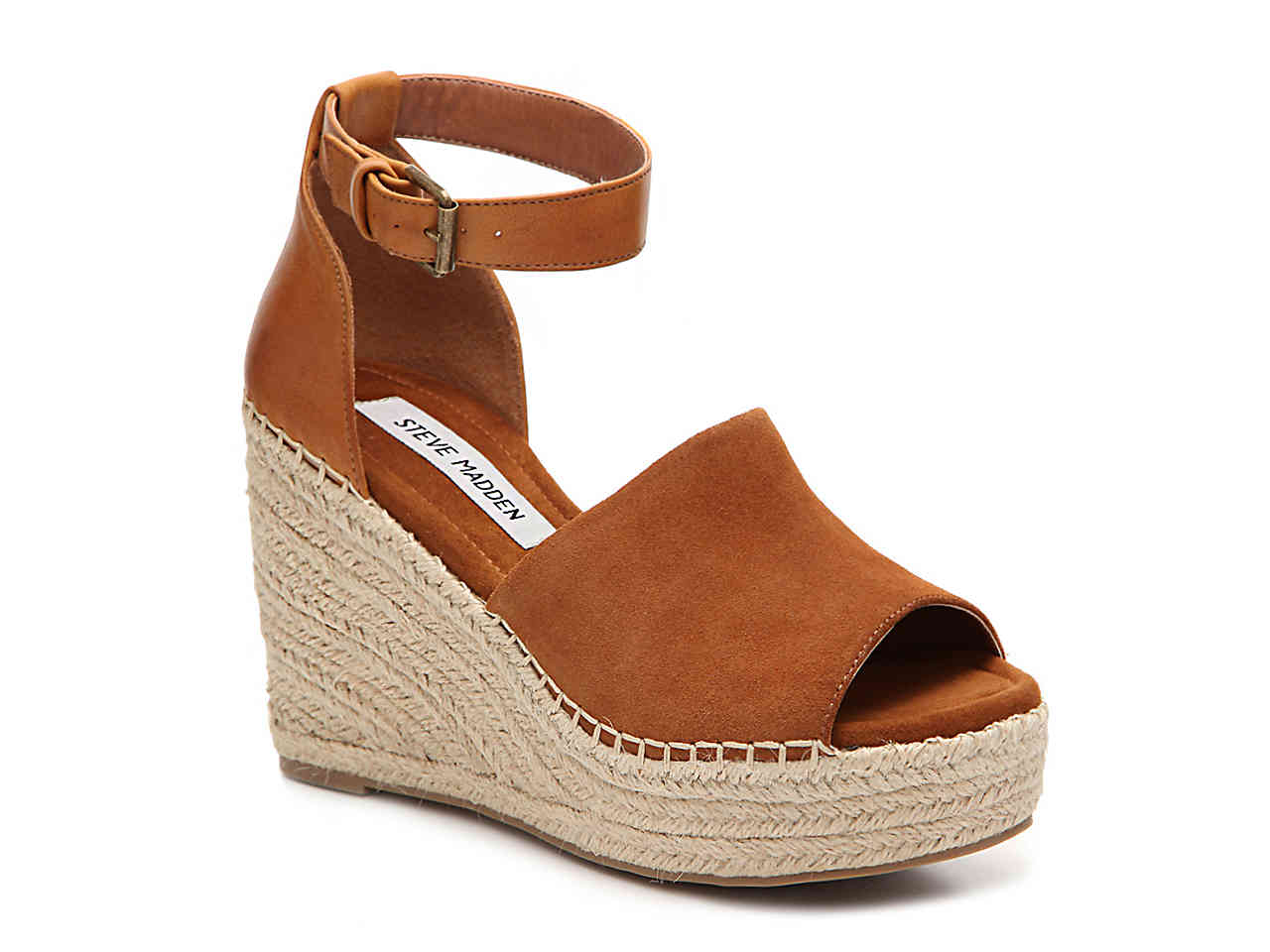 Wedge Sandals for a natural, classic or casual look