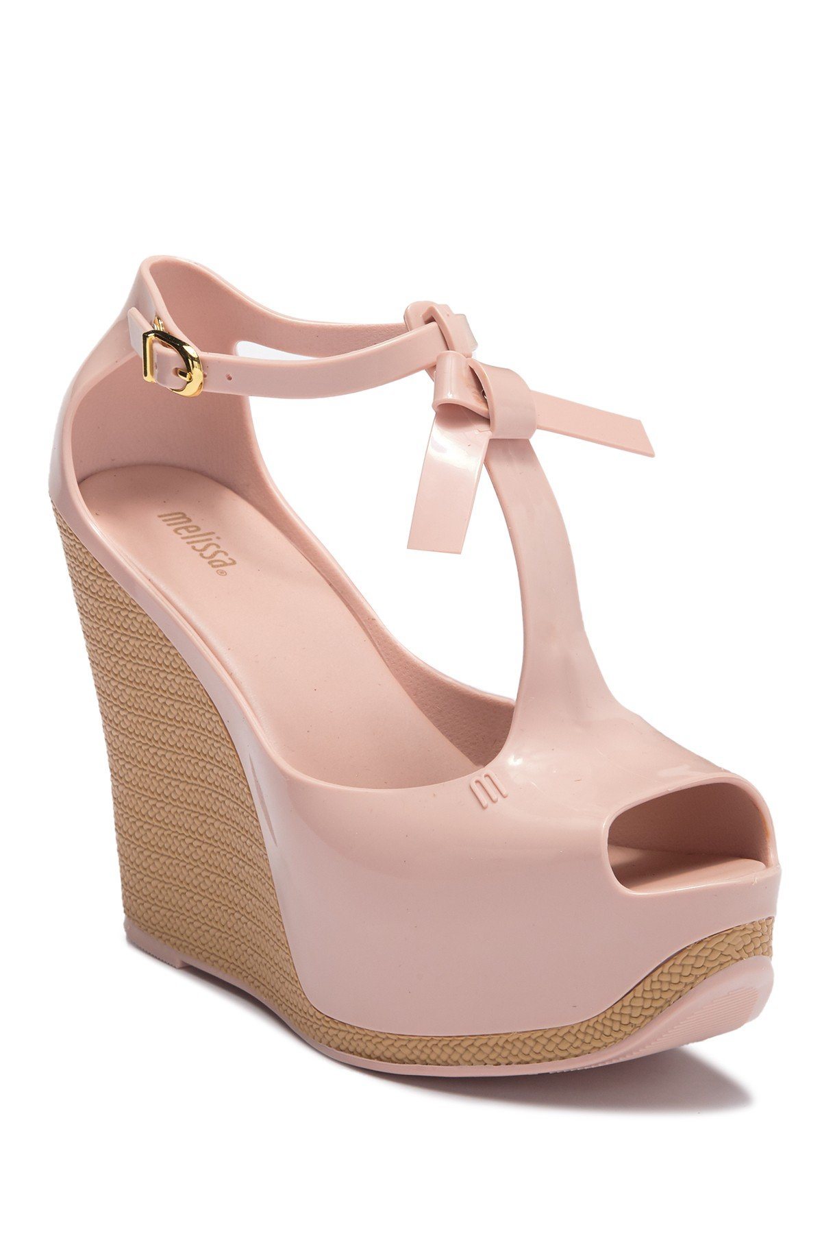 Wedge Sandals melissa - peace vi jelly wedge ALTEDIP