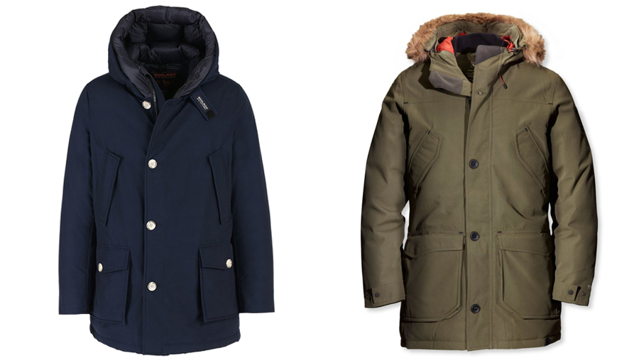 Winter Parkas the toughest, warmest winter parkas money can buy right now MJFHRDB