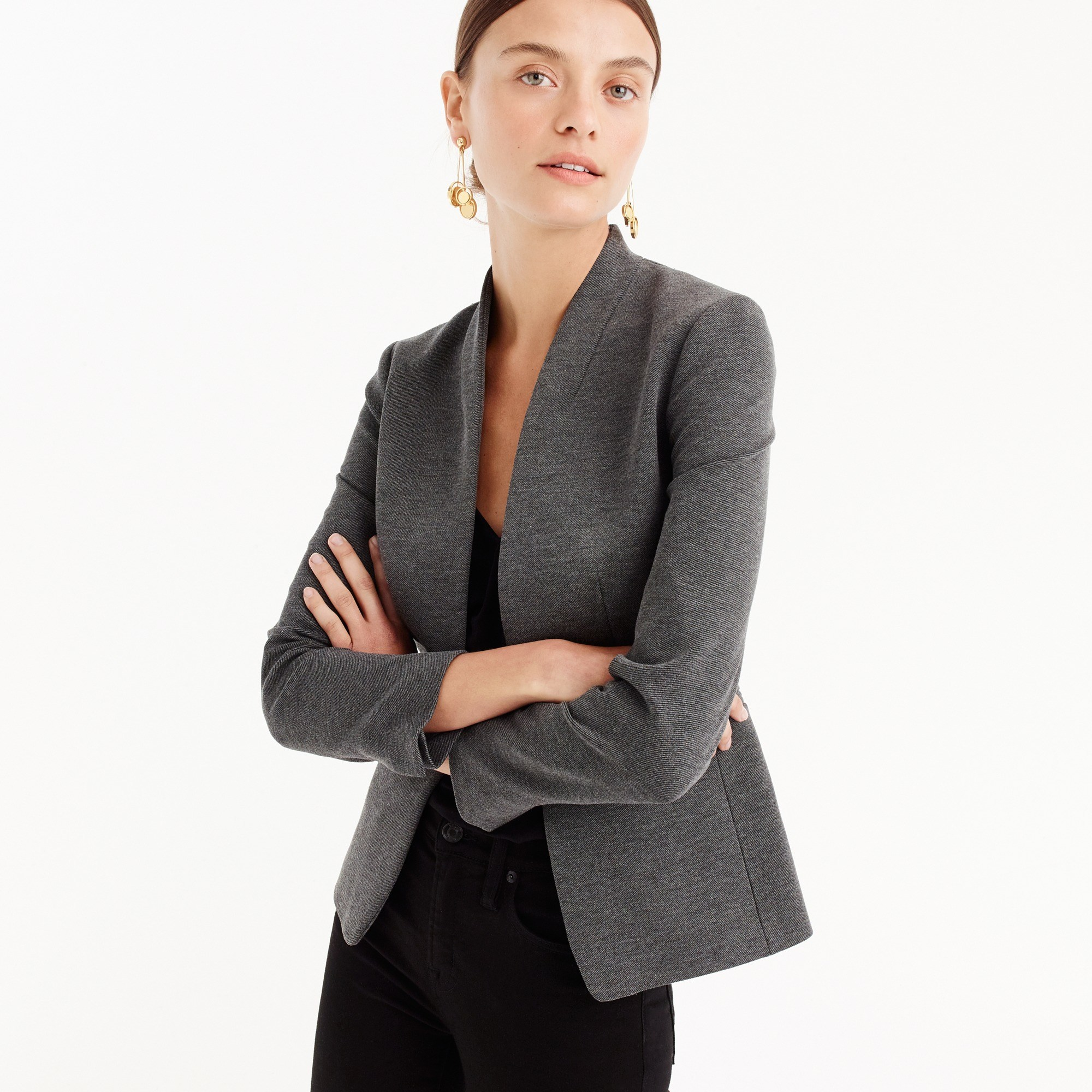 Women's Blazer chic in business and leisure