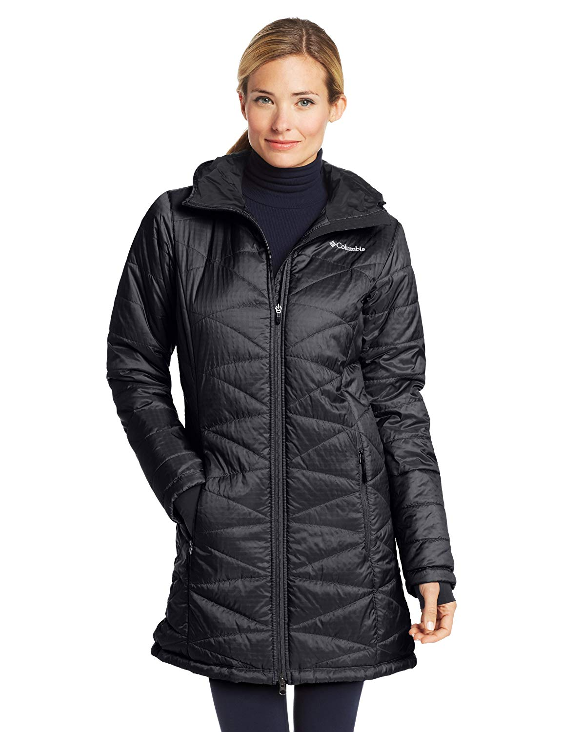 Women's Jackets mighty lite hooded jacket LQAOEZH