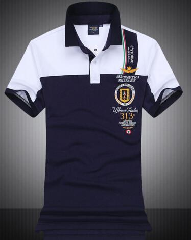 2019 Aeronautica Militare Mens Polo Shirt Brands Slim Fit Casual Polos  Shirts Brand Clothing Short Sleeve Fashion Summer Air Force One From  Arcadia4, ...