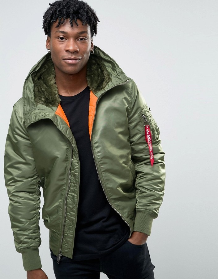 Alpha Industries Bomber Jackets – Bomber jackets from Alpha Industries